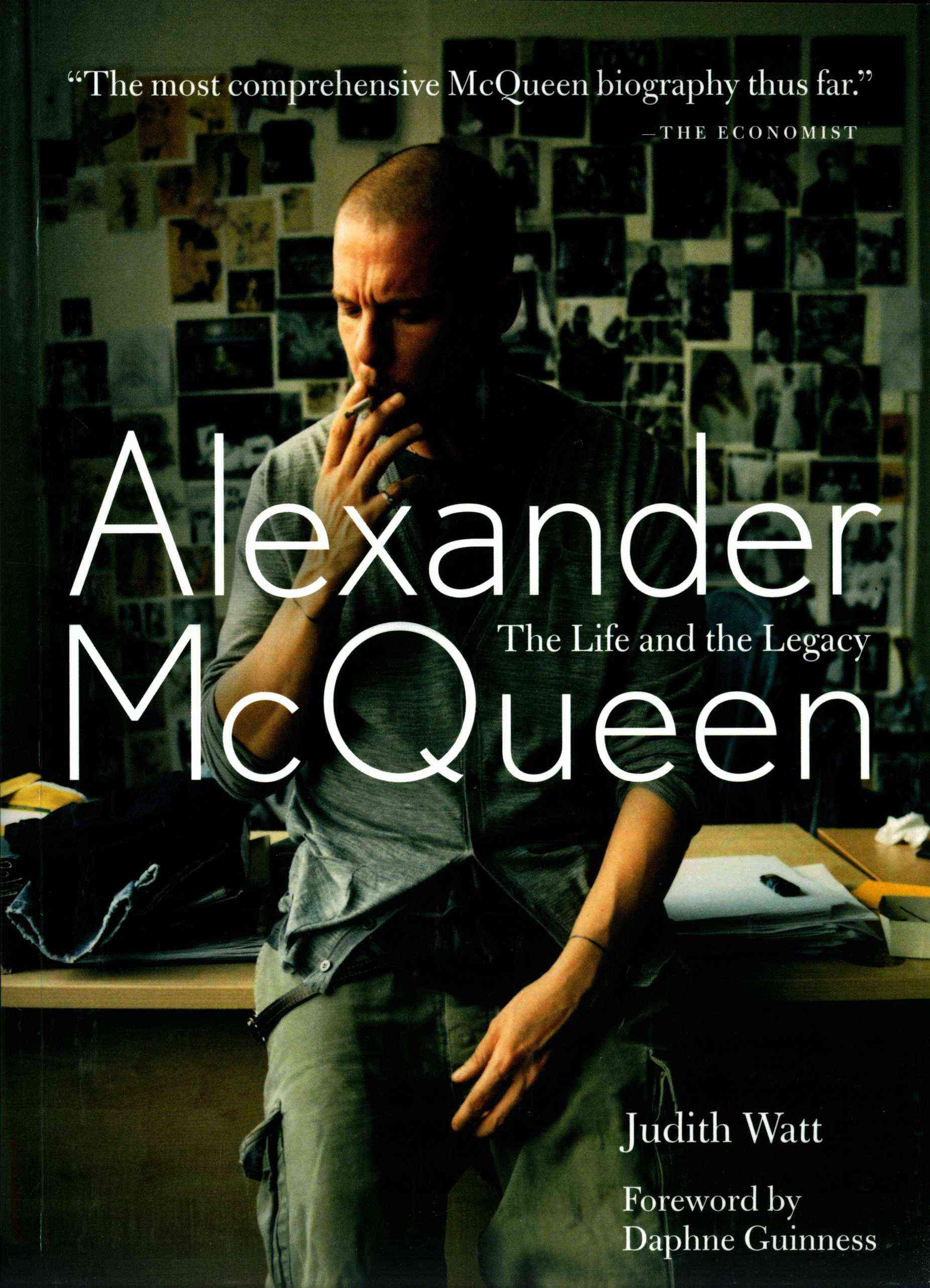 Alexander Mcqueen By Watt, Judith